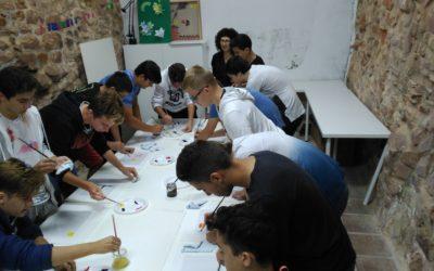 Los alumnos de cuarto de ESO visitan el Museo de Vilafamés