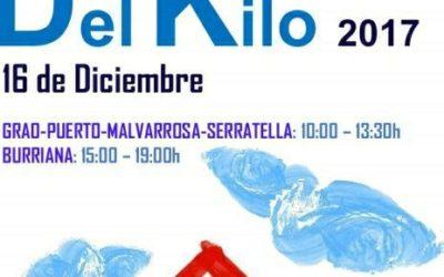 La Campaña del Kilo cumplirá este sábado su 30º aniversario de solidaridad