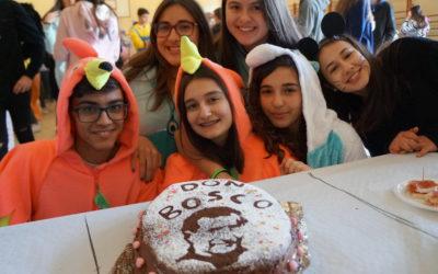 Don Bosco vuelve a hacer inolvidable otro 31 de enero en Burriana