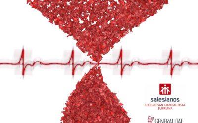Salesianos Burriana organiza los días 27 y 28 la quinta Campaña de Donación de Sangre