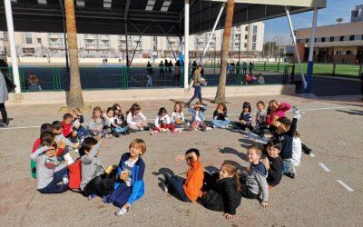 El colegio organiza un nuevo almuerzo solidario para Manos Unidas
