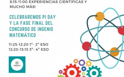 Los alumnos de Secundaria celebran la I Jornada de la Ciencia