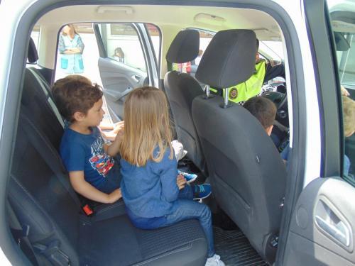 (18-05-18) VISITA POLICÍA LOCAL